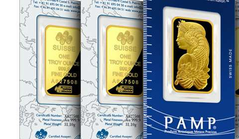 PAMP to set up duty free gold shop at Indira Gandhi International Airport