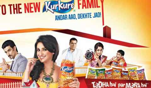Pepsico offers chance to fly free with purchase of kurkure