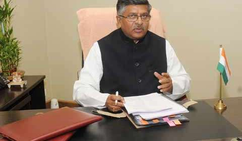 German companies keen to invest in India: Ravi Shankar Prasad