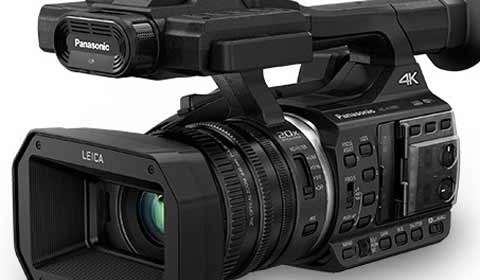 Panasonic launches 4K Ultra HD professional camcorder
