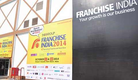 Franchise India 2014: Realty of retail, the experience is in the brand