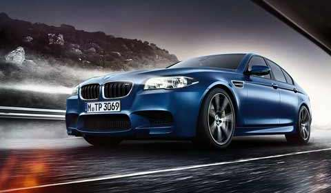 BMW unveils M5 sedan at Rs 1.35 crore