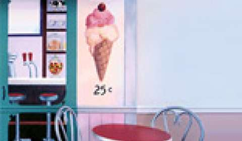 Ice-Cream Parlours: Breaking the Ice