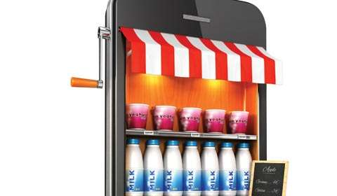 Improving customer loyalty through in-store mobility