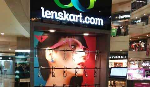 Lenskart launches three brick-and-mortar stores in Delhi