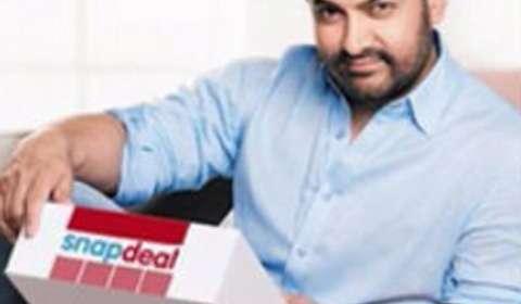 Snapdeal takes a big leap, gets Aamir Khan as Brand Ambassador
