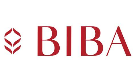 BIBA revamped its logo