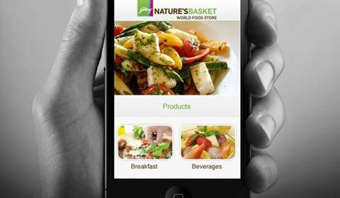 Godrej's gourmet basket now on Amazon