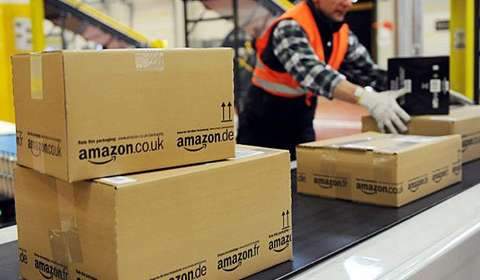 Amazon enters wholesale eComm; invites merchants to trade online