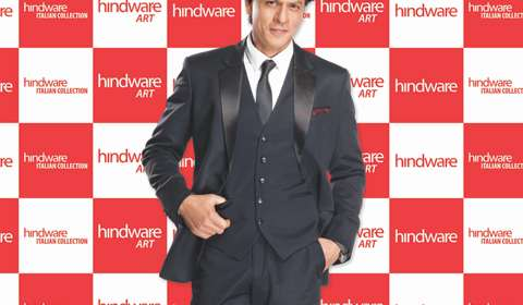SRK roped in as brand ambassador of hindware