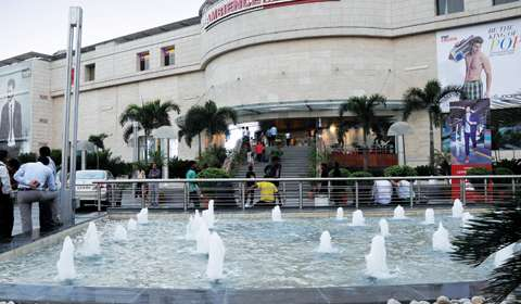 Best Shopping Malls 2015: Ambience Mall, Vasant Kunj