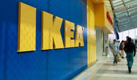 Ikea India business centre in Hyderabad