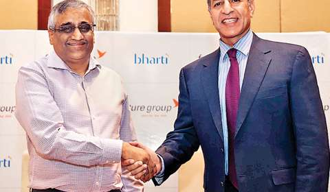 Future Retail to merge with Bharti Retail