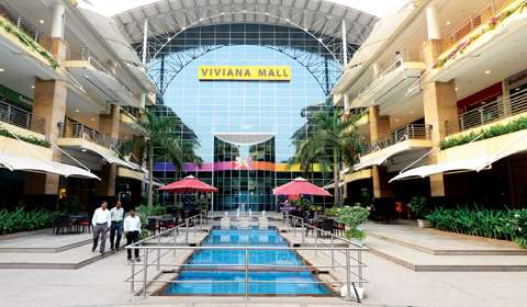 Best shopping malls 2015: Viviana Mall, Thane