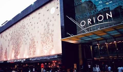 Best shopping malls 2015: Orion Mall, Bengaluru