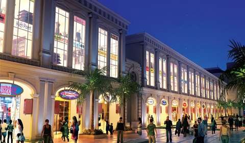 Best shopping malls MMR 52ND Avenue,Noida