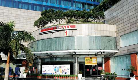 Best shopping malls 2015:Ambience Mall, Gurgaon