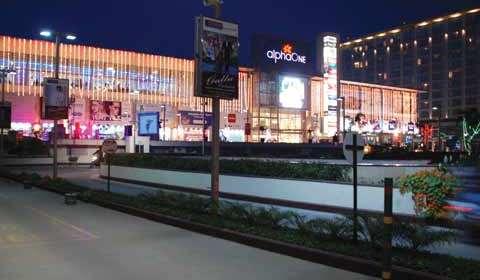 Best shopping malls 2015:AlphaOne, Amritsar