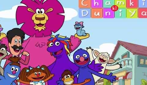 Chamki ki Duniya series hits India