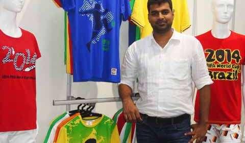 Animesh Maheshwari, Vice President, Riot – Retail Venture of Suditi Industries