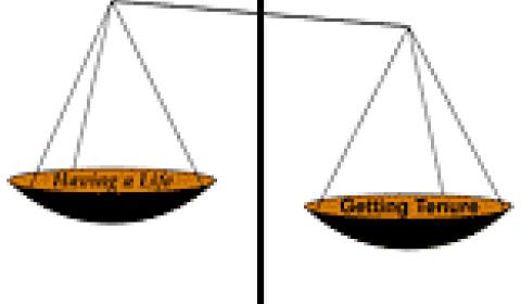 The legal balance