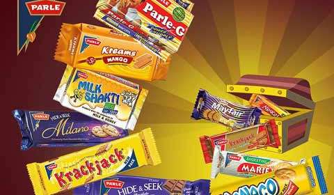 Parle Products emerge as a leader in the food division