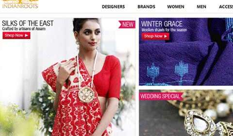 IndianRoots.com partners with Banka Silk
