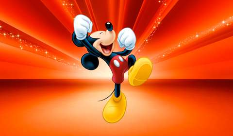 Mickey goes 'Desi'