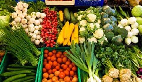 Veggie retailers on a progressive trend