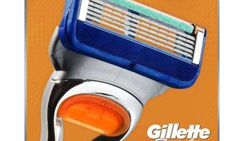 Gillette India launches brand store on Snapdeal