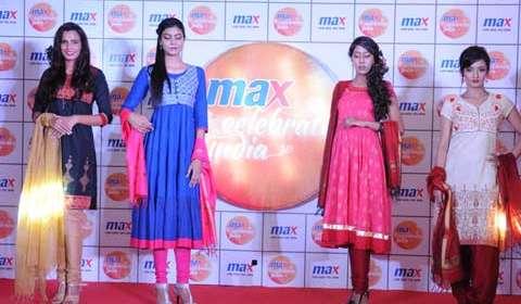 Max Celebrates India Festive'15 Collection