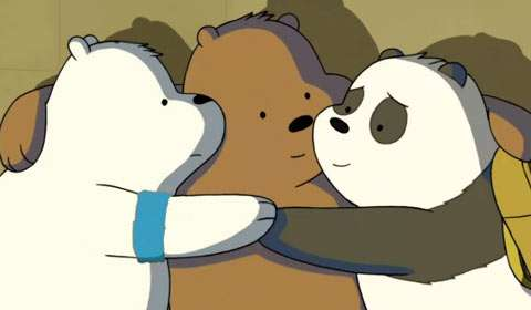 CN to air animated comedy series 'We Bare Bears'