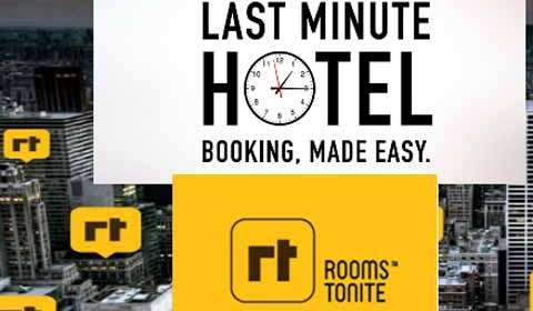 App Based Hotel Booking Platform RoomsTonite Secures Funding