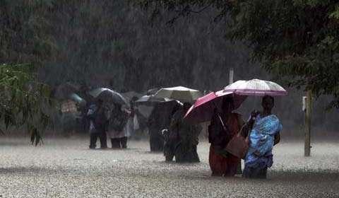 Chennai Flood