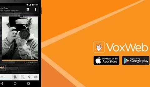 Social networking app VoxWeb raises $350,000