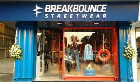 Breakbounce opens its first store in India