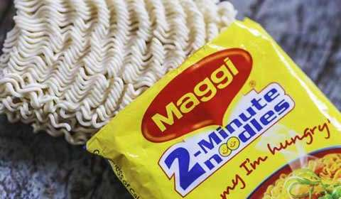 Maggi up-liftes FII stake in Nestle