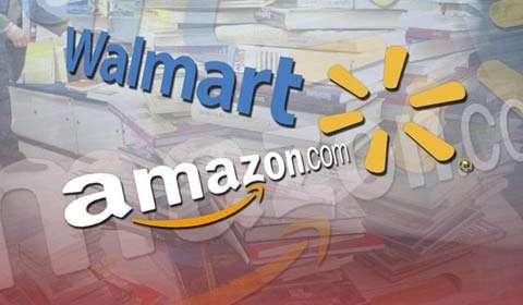 Walmart & Amazon India