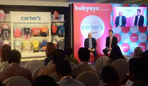 Mahindra retail integrates with Carter Inc.