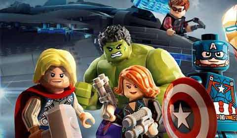 LEGO joins force with The Avengers