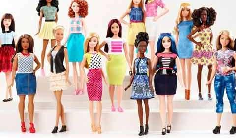 Mattel finally eradicates stereotyping of Barbie