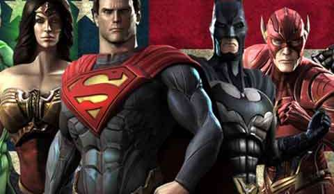 DC announces 'Justice League' series