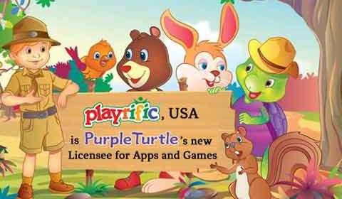 Purple Turtle digital
