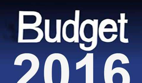 Industrialist's expectation for Budget 2016.