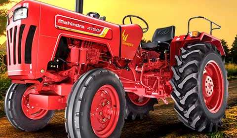 Mahindra's Trringo to aid farmers with rental tractors
