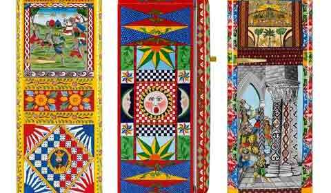Dolce & Gabbana Smeg fridges