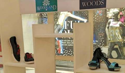 Woodland plan stand-alone stores for 'Woods'