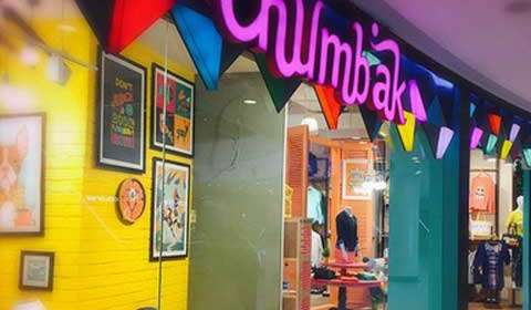Chumbak Store at DLF Mall of India