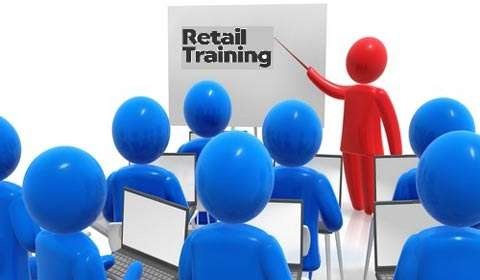 retail training