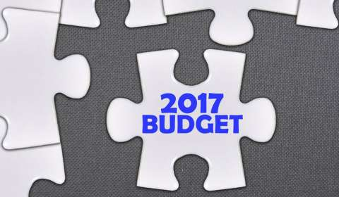 Budget 2017 expectation